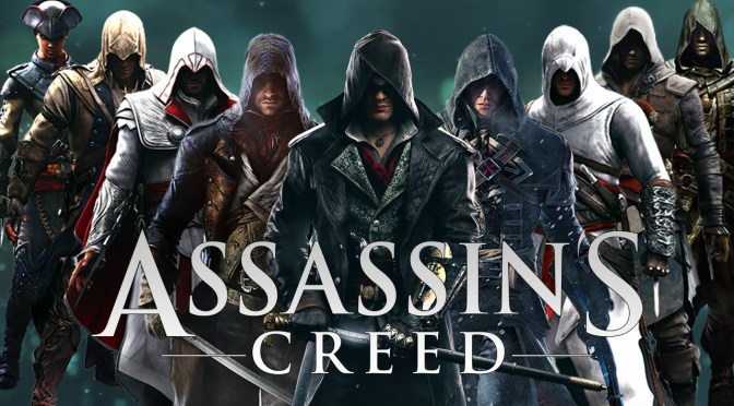 Ranking the Assassins Creed Games