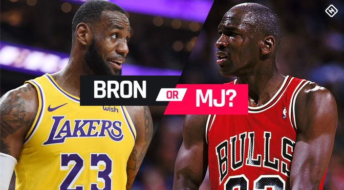 Jordan vs lebron debate