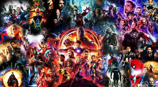 Ranking Every MCU Movie