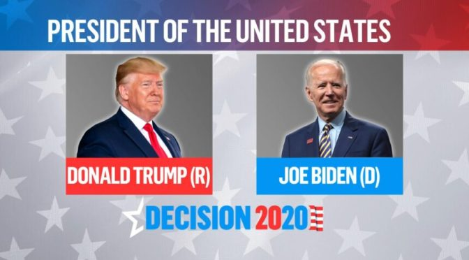How the World is Reacting to the 2020 U.S. Presidential Election